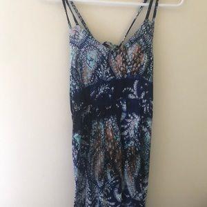 MAXI dress (full length isn't shown)